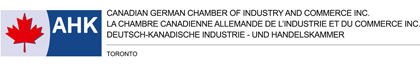 Logo Canadian German Chamber of Industry and Commerce Inc.