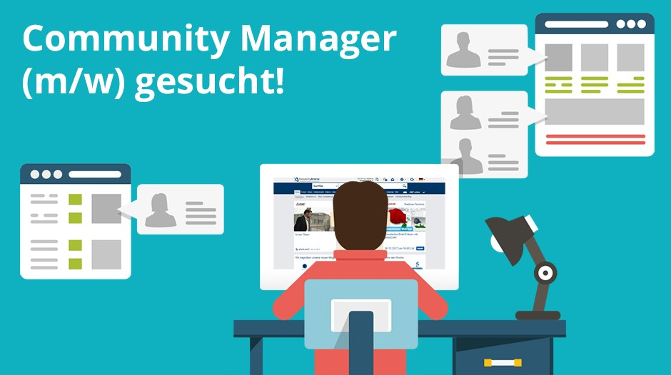 Content- und Community Manager (m/w)