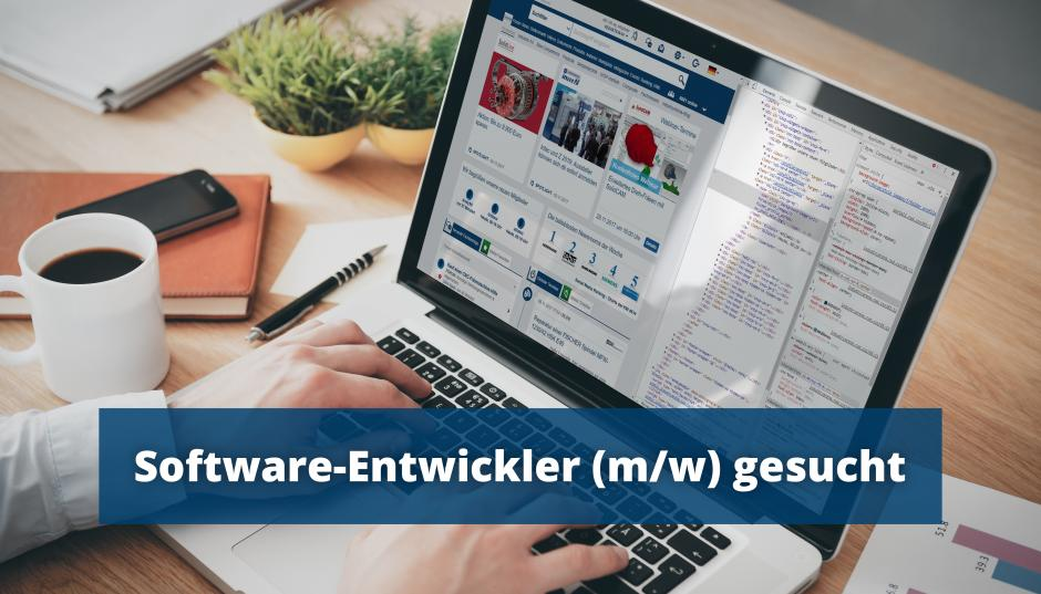 PHP-Entwickler / Web-Entwickler / Software-Entwickler (m/w)