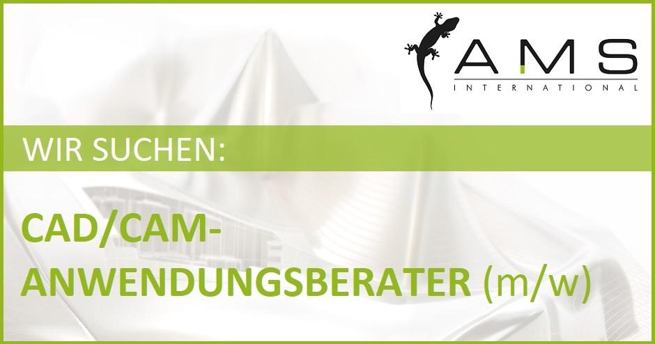 CAD/CAM-Anwendungsberater (m/w)