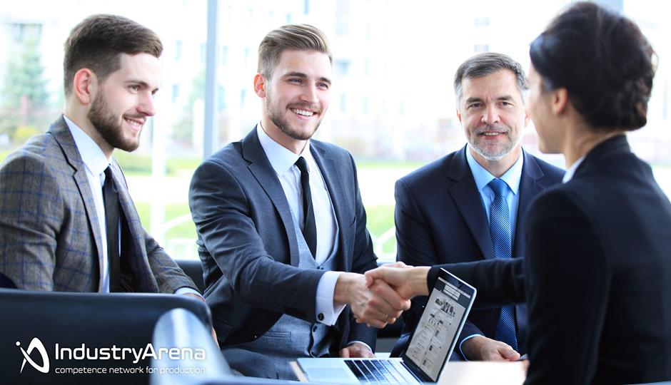 Vertriebsmitarbeiter / Sales-Manager / Account-Manager (m/w)