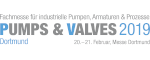 PUMPS & VALVES Dortmund 2019