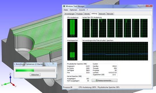Bereits beim Programmieren Zeit sparen mit modernster Multicoretechnologie