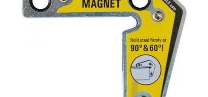 Eck-Magnetschweißwinkel MST