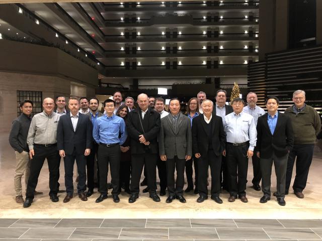 MOONS' held North America sales meeting successfully