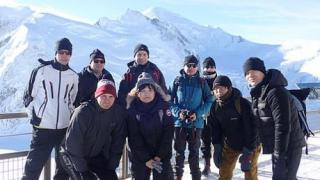 TopSolid Best performers exceptional event in Chamonix