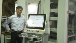 Japanischer Werkzeugbauer setzt auf Vollmer Schärftechnik