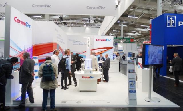 CeramTec auf der Hannover Messe 2018