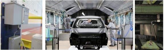 Schmiersysteme in der Automobilindustrie: Transportbänder, Tracks, Dosierung