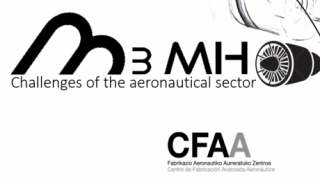 Innovalia Metrology presents M3MH, a new challenge in machine tools of the aeronautical sector.