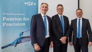 'Envision Your Future': Experience future-ready solutions at GF Solutions Days Europe 2018