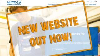 Neue Website WWW.WITTE-PUMPS.COM