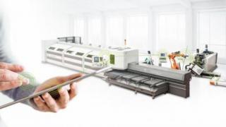 Industrie 4.0-Lösungen der BLM GROUP bieten attraktive Möglichkeiten der Prozessoptimierung