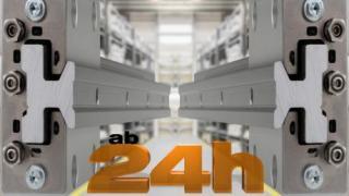 Schnell zur Stelle: Lineartechnik von igus in 24 Stunden geliefert