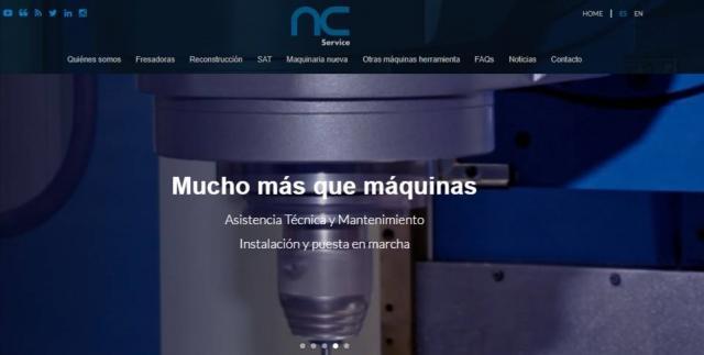 Desde Nicolás Correa Service te invitamos a que conozcas nuestra web.