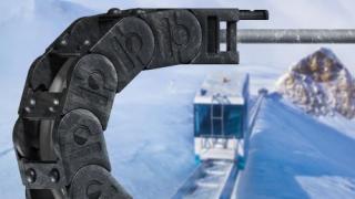 Eisige Zeiten für Wartungskosten: ice-chain verhindert Stillstand bei Tiefsttemperaturen