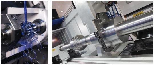 Lubricación de INTZA para máquinas herramientas: Mecanizando sin parar