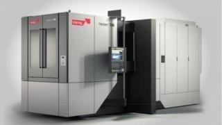 Das neue 5-Achs-BAZ mit Drehtisch: Heckert T45 So sieht optimale Flächenproduktivität aus