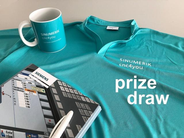 CNC4you contest and prize draw is online!
