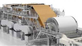 Lubrication systems by INTZA for paper industry