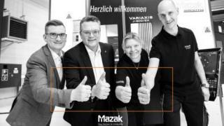 Mazak gründet Niederlassung in Österreich
