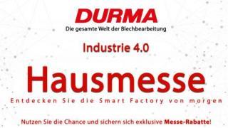 Durma Hausmesse 2019 | Industrie 4.0
