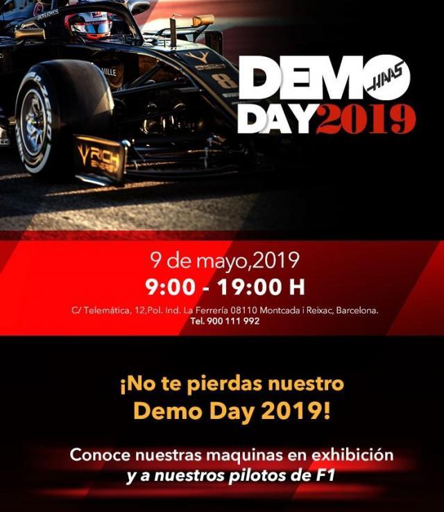 HAAS DEMO DAY 2019