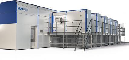 Selective Laser Melting Maschine SLM®800