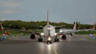 Knuffingen Airport: Eine Million Flüge ohne Verspätung