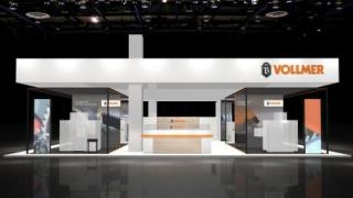 EMO 2019: VOLLMER with two new products under a white trade fair roof