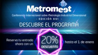 Metromeet 2020 arrojará luz sobre el futuro de la fabricación digital