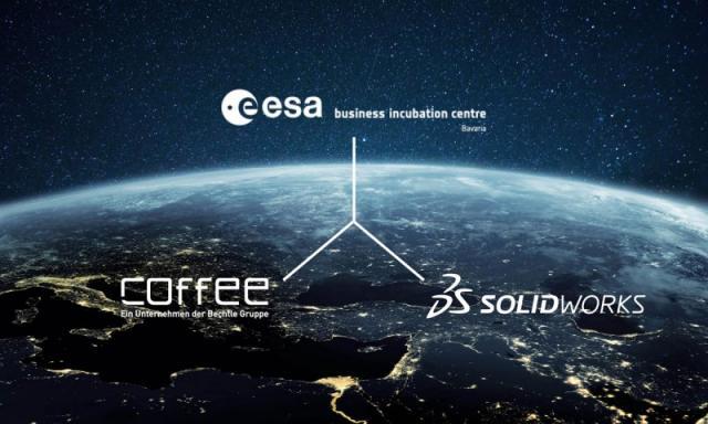 COFFEE unterstützt Startups der ESA Business Incubation Centres