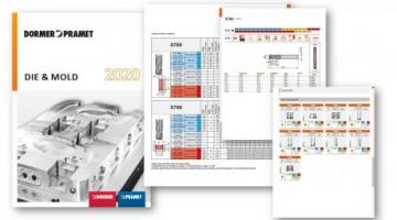 Die and mold catalog launched