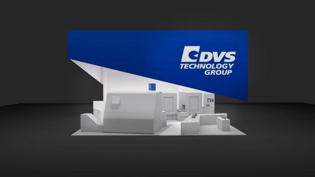 DVS TECHNOLOGY GROUP auf der GrindTec 2020