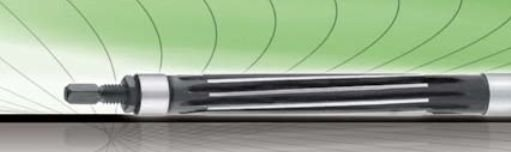 Adjustable hand reamers made of HSS