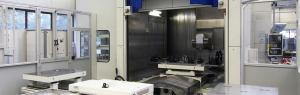 SMX 5181 Horizontal Special Machining Center with HV Milling Head