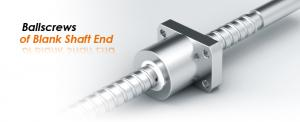 Ballscrews for Unfinished Shaft Ends- Miniature Series