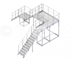 Example design from the Stairway/Platform System