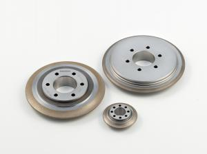 CBN profile grinding discs