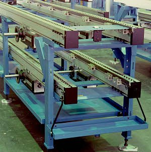 Accumulating conveyors (SFB)