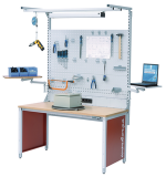 Workbench and workplace line