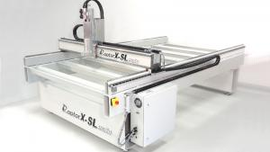 RaptorX-SL XL Gantry CNC Router Machine 3200/S15 with 3200 x 1510mm traverse path