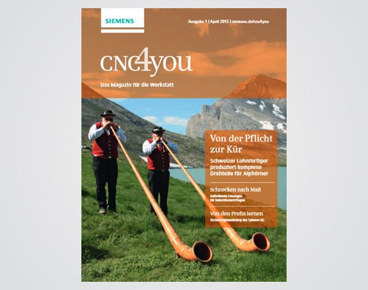 CNC4you Magazin 1/2015