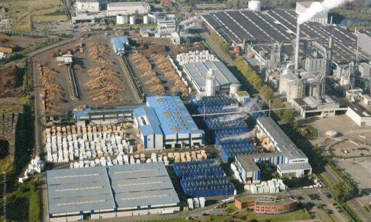 Sägewerk Düsseldorf größtes sägewerk europas auf kurs ziel null
