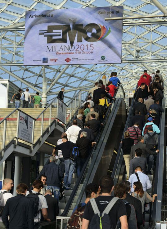 EMO MILANO 2015: appointment with the World Metalworking Exhibition
