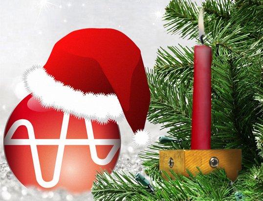 EROWA wünscht frohe Weihnachten