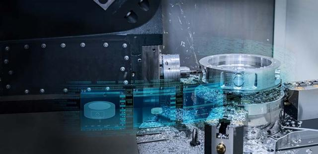 Industrie 4.0 – Digitalization in Machine Tool Manufacturing