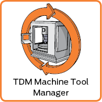TDM Machine Tool Manager