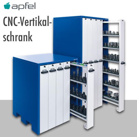 Apfel CNC-Vertikalschrank