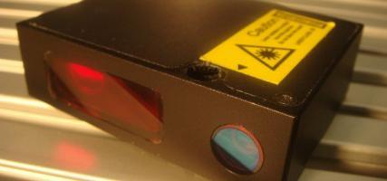 3D-Laser-Scan-System inkl. Software ( DE/EN )
